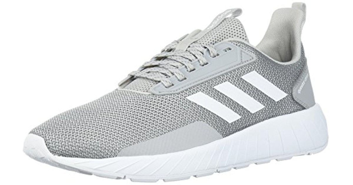 new arrival 2d11a 54fd6 adidas Questar Drive Running Shoe in Gray for Men - Save 36% - Lyst