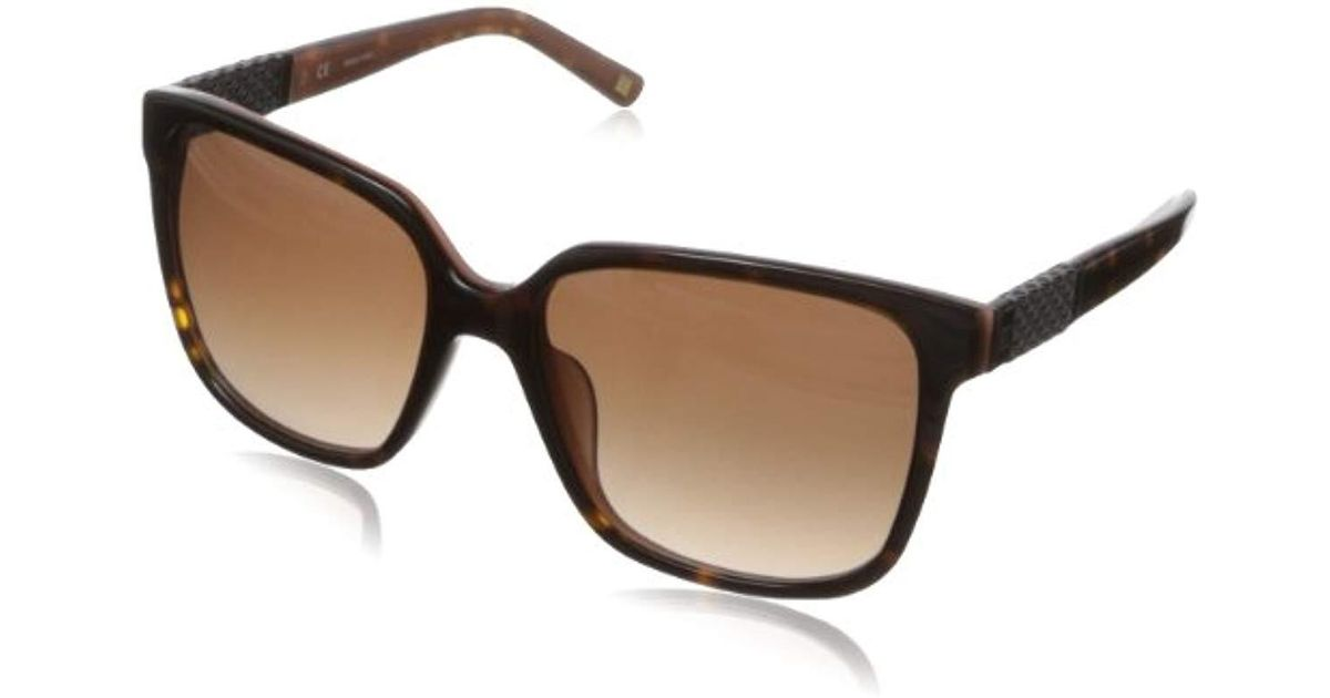 943ddbd120 Lyst - ESCADA Sunglasses Ses309m5509qa Square Sunglasses