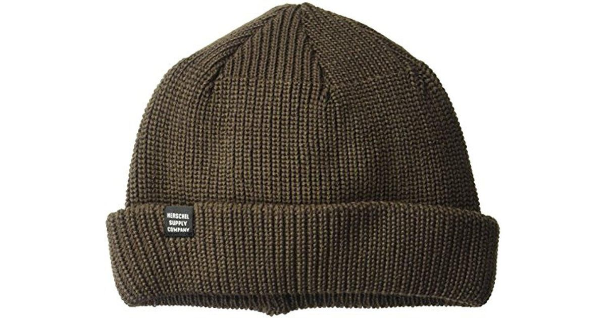 83a242e4cc4 Lyst - Herschel Supply Co. Buoy Beanie Donegal Connection One Size Fits All for  Men