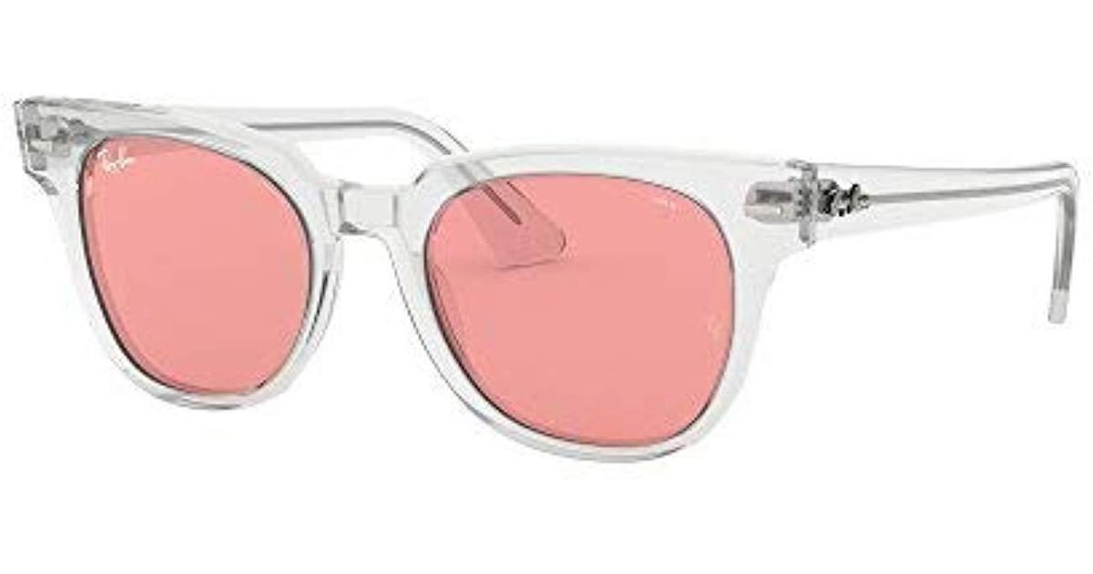 37f04eec48 ... discount code for uk lyst ray ban rb2168 meteor sunglasses in gray for  men 85a71 ec875