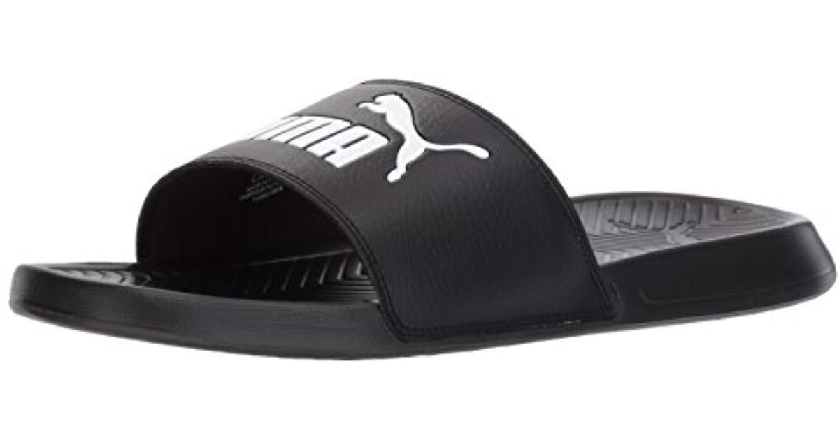 aa1b2347ea096 Lyst - Puma Popcat Slide Sandal