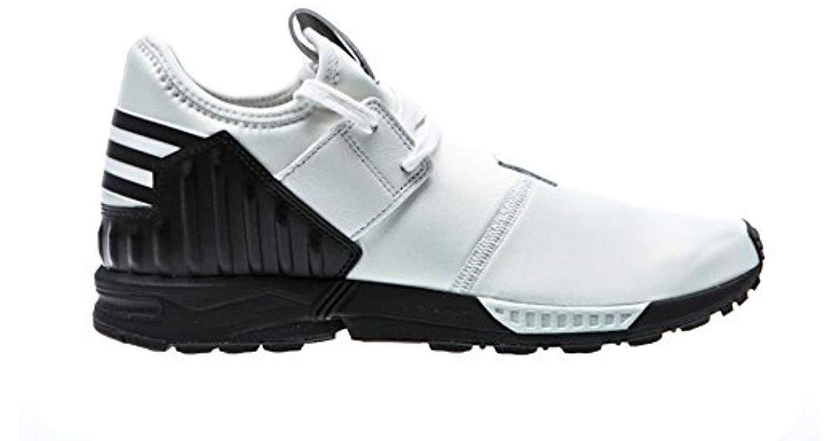 best quality another chance cheapest adidas Zx Flux Plus, Vintage White/vintage White/core Black ...