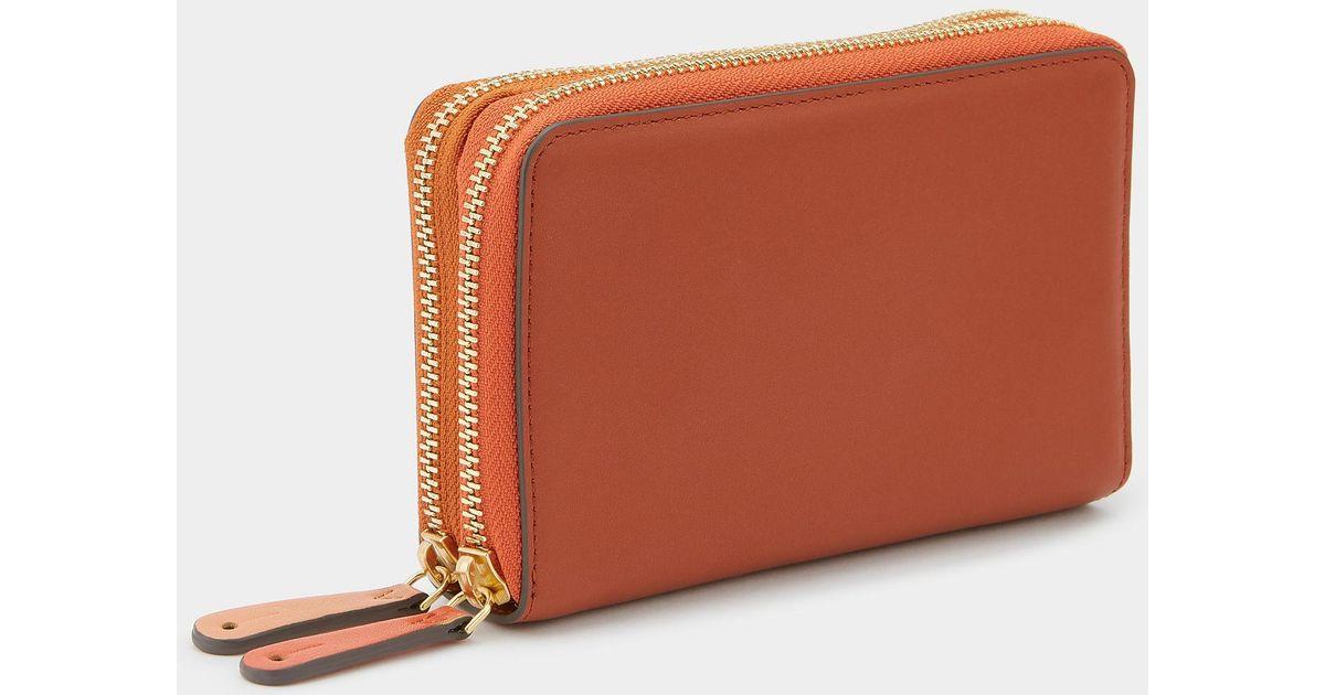 Anya Hindmarch Stack double wallet DUzu0uEcr