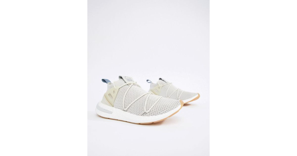c8f579659c3b Lyst - adidas Originals Arkyn Sneakers In Beige in Natural