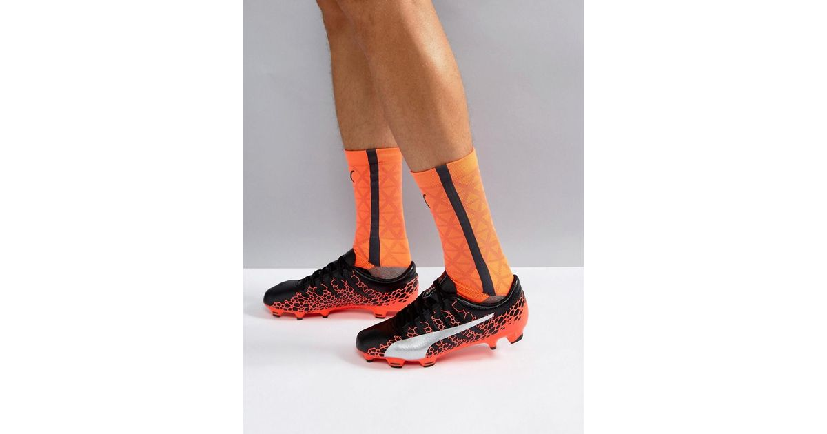 Lyst graphisme Puma football avec de 4 Chaussures Vigor Evopower SaSPn1q