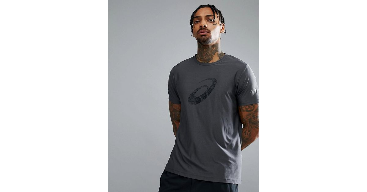 Running Graphic T-Shirt In Black 134085-7018 - Black Asics Cheap Real Authentic Authentic Cheap Price Footlocker Finishline Cheap Online Discount Manchester cuRsFO