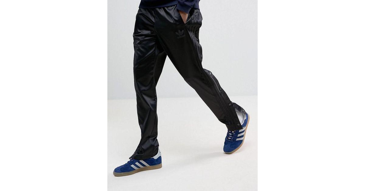 Adidas Originals AC Popper corredores en negro bk0026 en negro para hombres