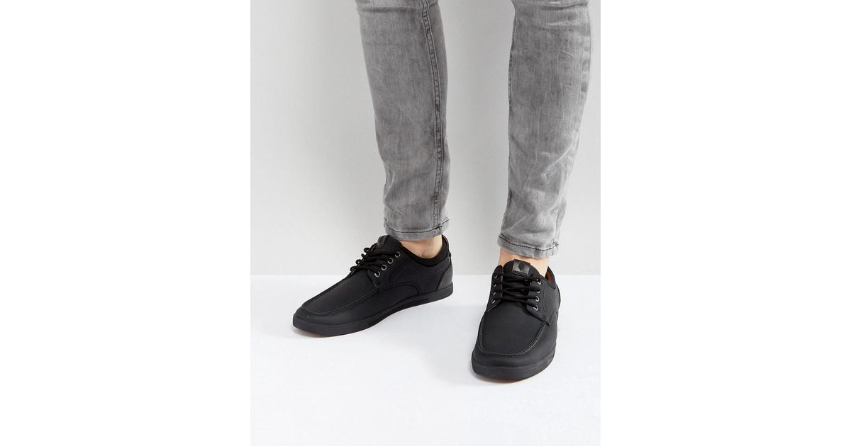 2b0c6b946 Lyst - Call It Spring Fabiano Boat Shoes In Black in Black for Men