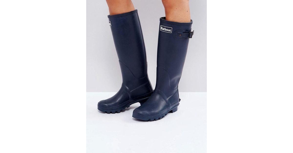 Barbour Bede Classic Welly Boot with Tartan Lining sale 100% original buy cheap prices oVHfx
