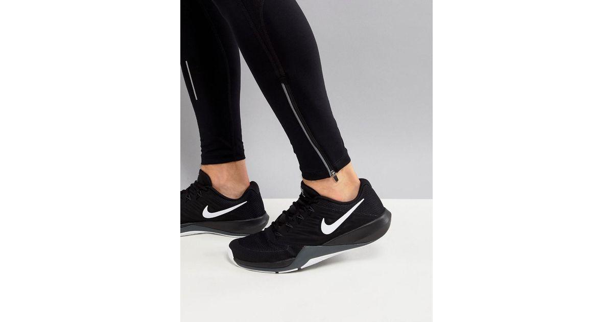 buy popular cb552 648db Lyst - Lunar Prime Iron II Nike pour homme en coloris Noir