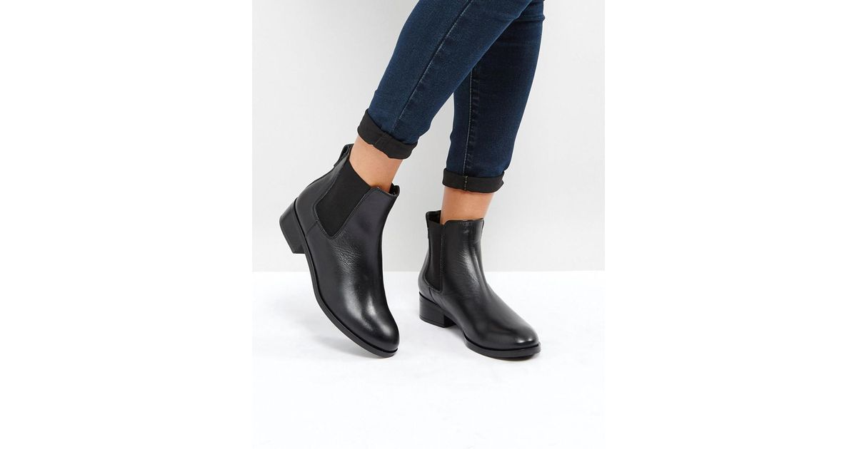 Aldo Meaven Leather Chelsea Ankle Boots lD2RfCEROx