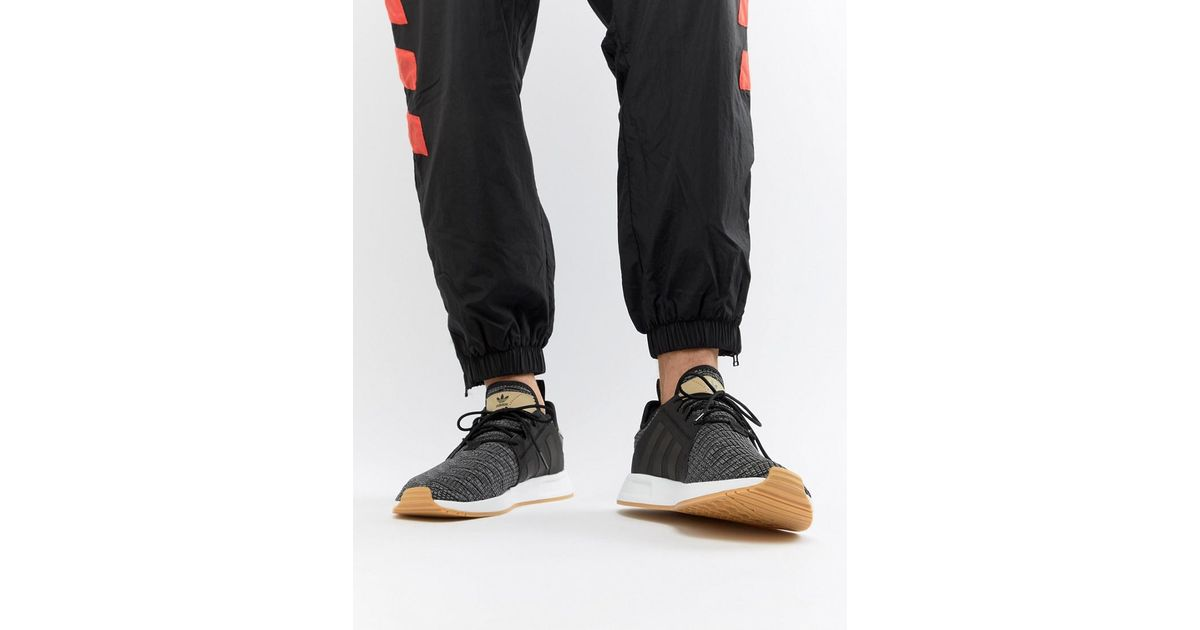 6b6b44f6e26 adidas Originals X Plr Sneakers In Black Ah2360 in Black for Men - Lyst