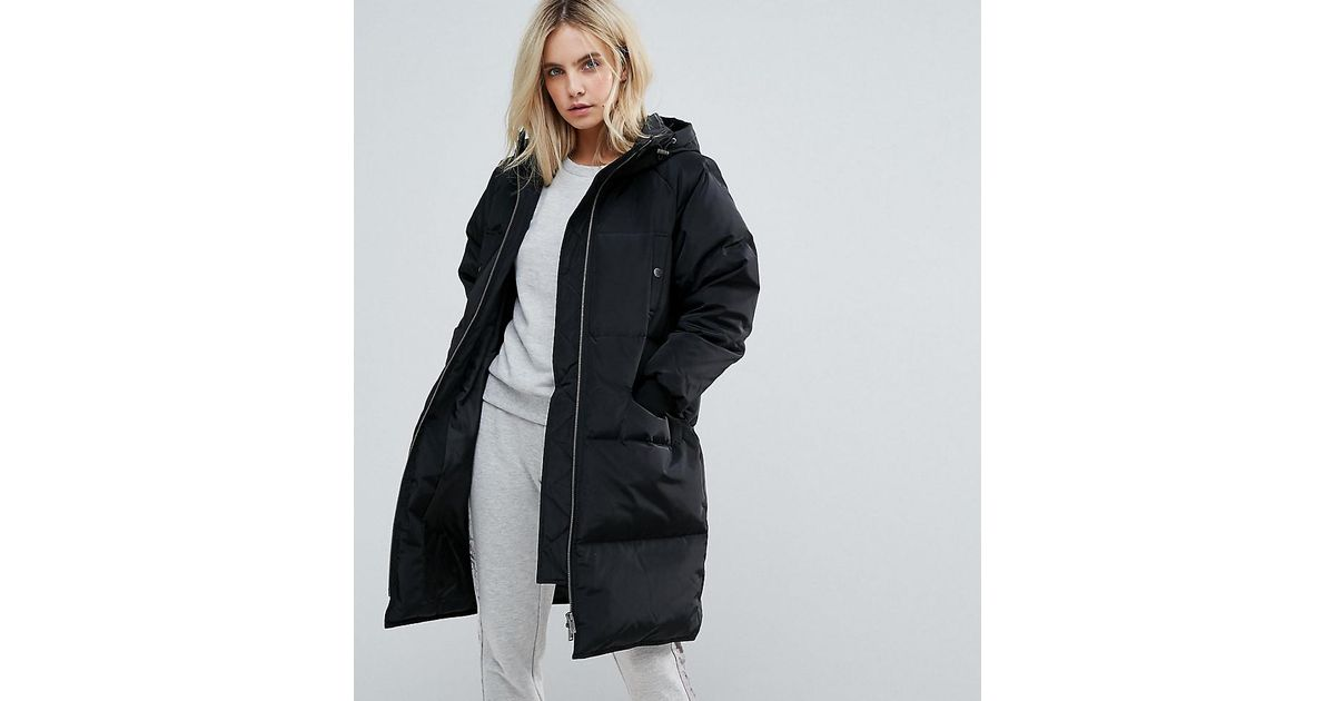 Noisy May Quilted Puffer Jacket Latest Cheap Online k67Lf