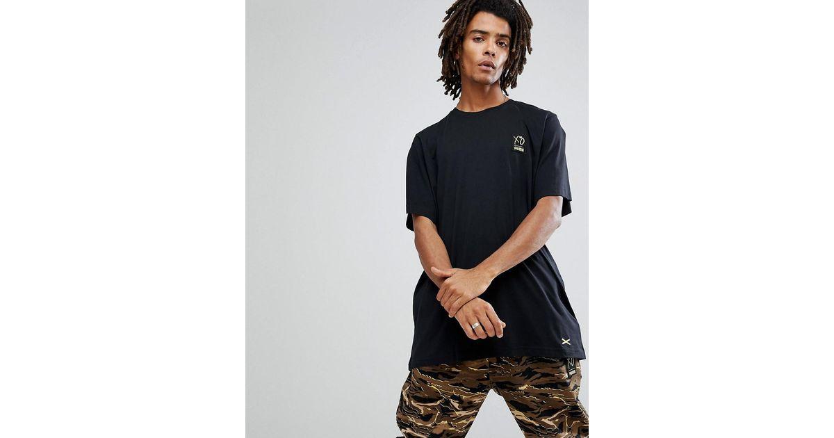 6564df3c8a8 PUMA X Xo T-shirt In Black 57535101 in Black for Men - Lyst;