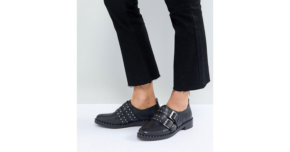 MOLTEN Premium Leather Flat Shoes cheap latest collections sale with mastercard arPQR
