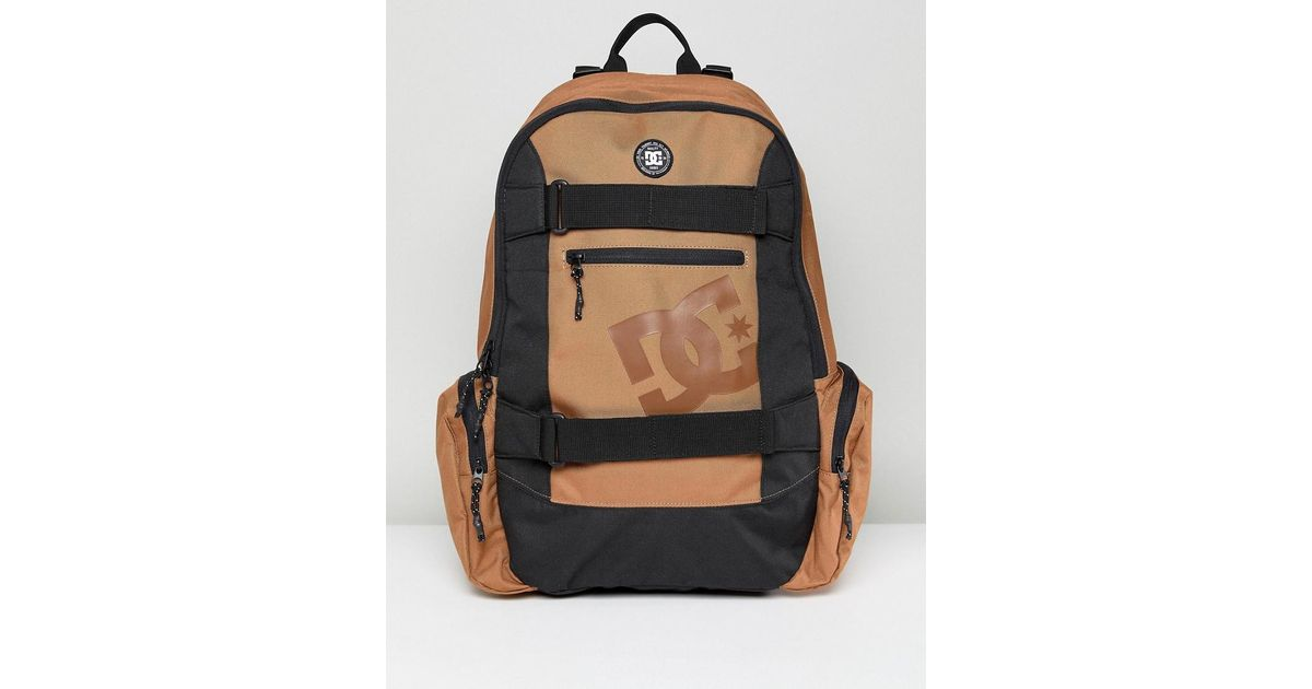 0e4a0ff136ee Lyst - DC Shoes Breed Backpack for Men