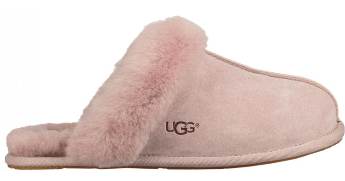 b965310174c UGG Ladies Classic Scuffette Ii Backless Slipper in Pink - Lyst