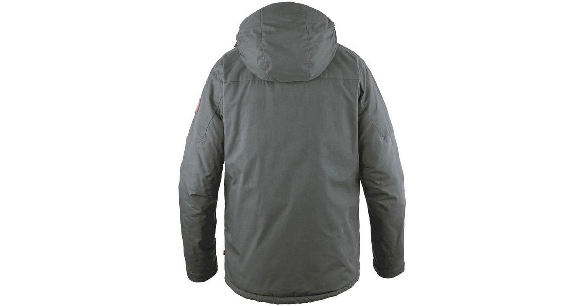 ziet er geweldig uit een grote verscheidenheid aan modellen bespaar tot 80% Fjallraven Fjallraven Skogso Padded Jacket Thunder Grey in ...
