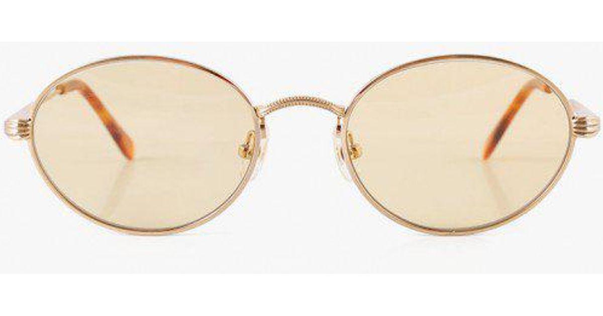 62ab3520dd Crap Eyewear The New Riddim in Metallic - Lyst