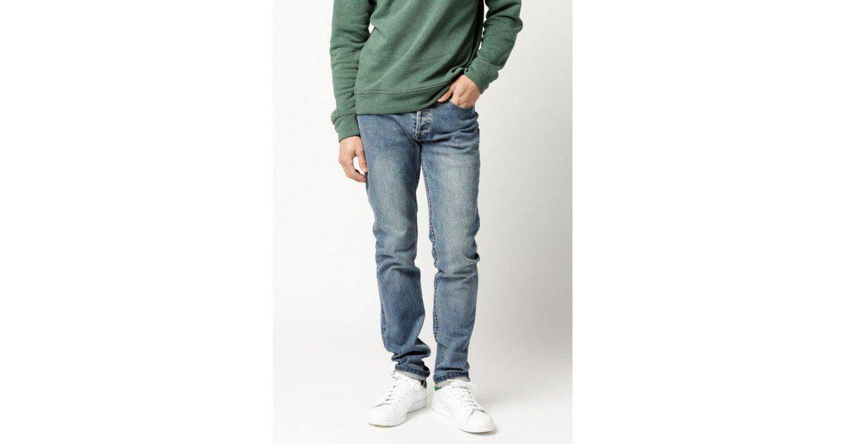 61810dbadbf64 A.P.C. Petit New Standard Jean in Blue for Men - Lyst