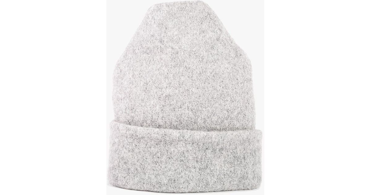 47d4f111fd5 Lauren Manoogian Carpenter Hat in White - Lyst