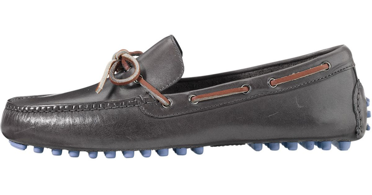8fe6d566bf3 Lyst - Cole Haan Air Grant Moccasin Driver in Gray for Men