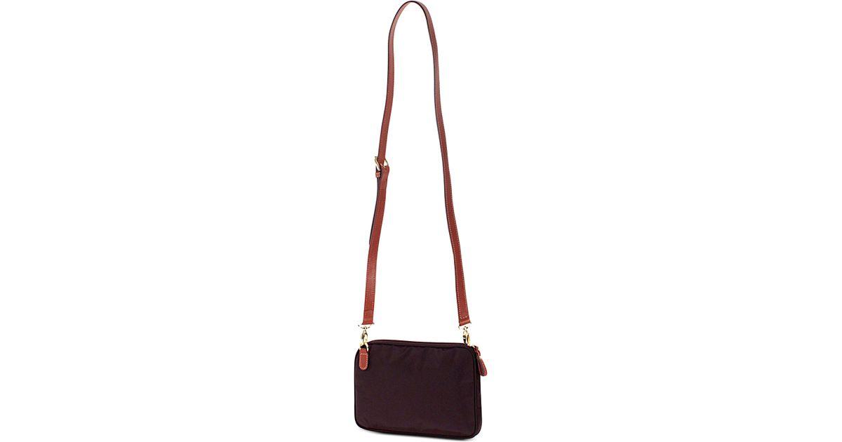 5ce7e6962356 Bric S X-bag Medium Nylon Travel Toiletry Bag in Purple - Lyst