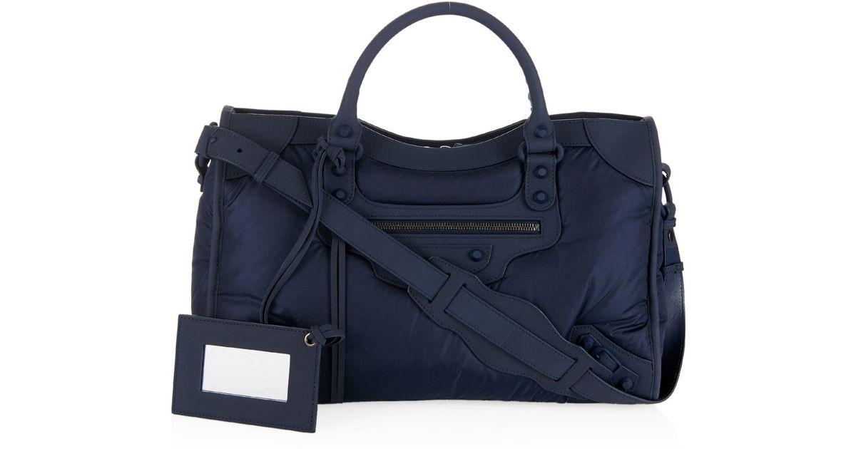 Balenciaga Nylon Bag