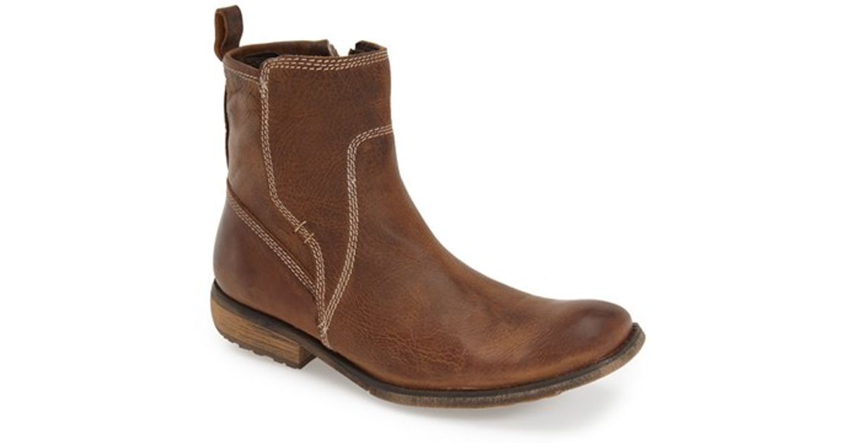 bed stu terminate boot in brown for greenland
