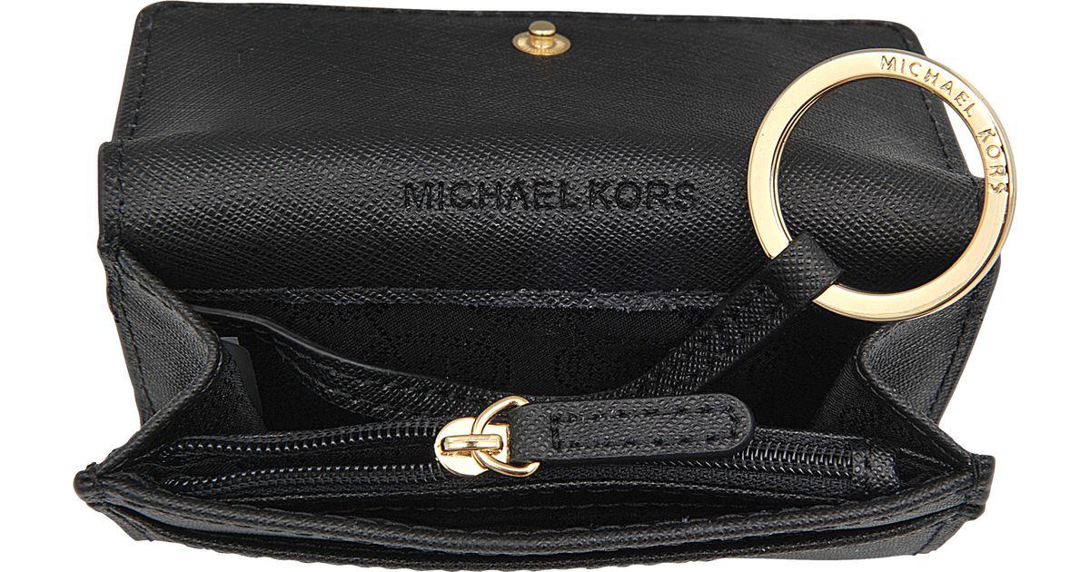 michael kors coin purse black