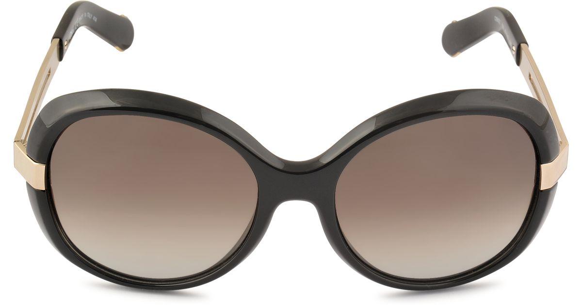 3c55025c956a Black Chloe Sunglasses Women s