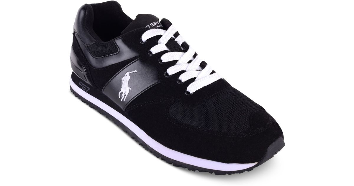 polo shoes black and white www imgkid the image
