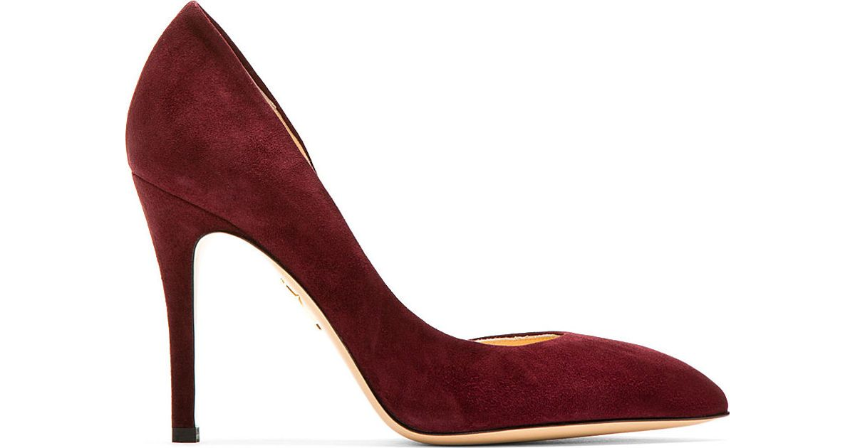 Charlotte Olympia The Lady Is A Vamp Pumps free shipping how much free shipping get authentic 3cAauiNr