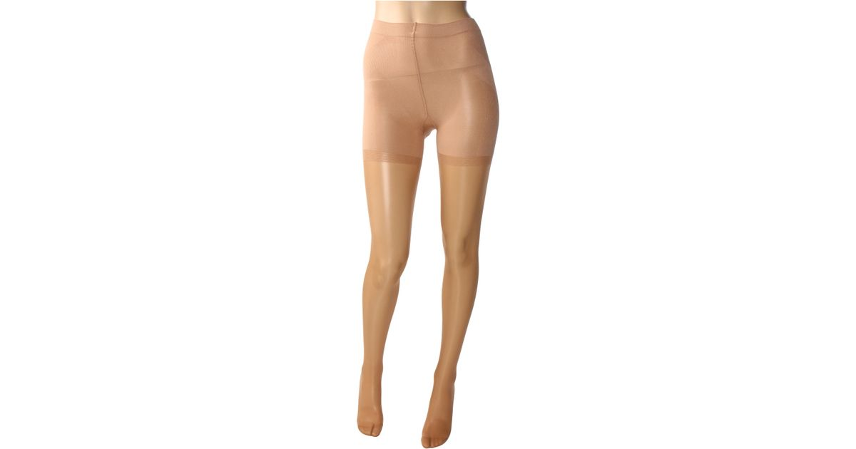 0cf826b7 Wolford Synergy 20 Push-up Panty Tights - Lyst
