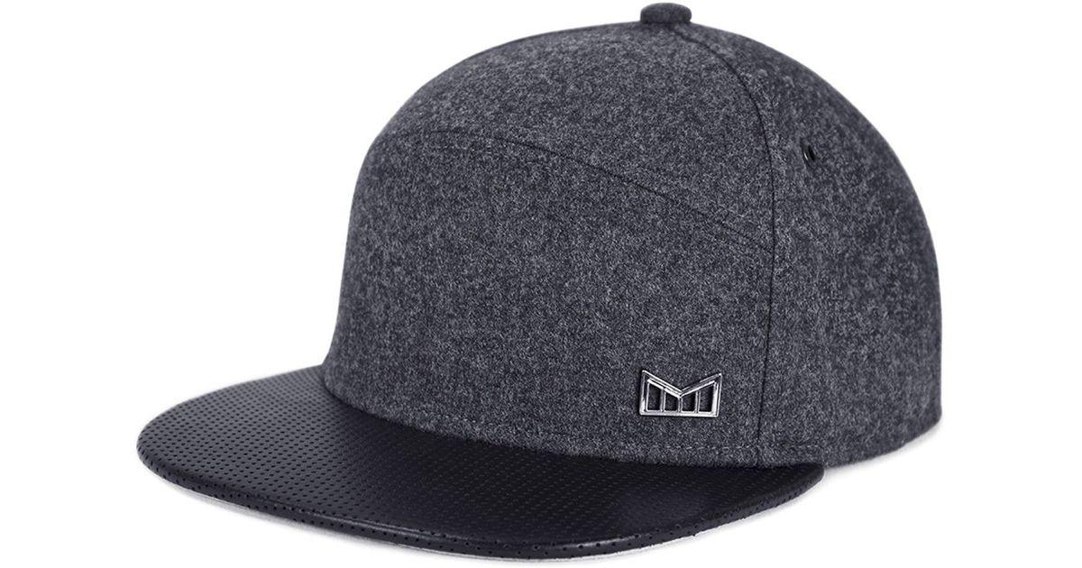 new style 8297e c0e20 ... ireland lyst melin the sequel cap in gray for men 16bf2 69938
