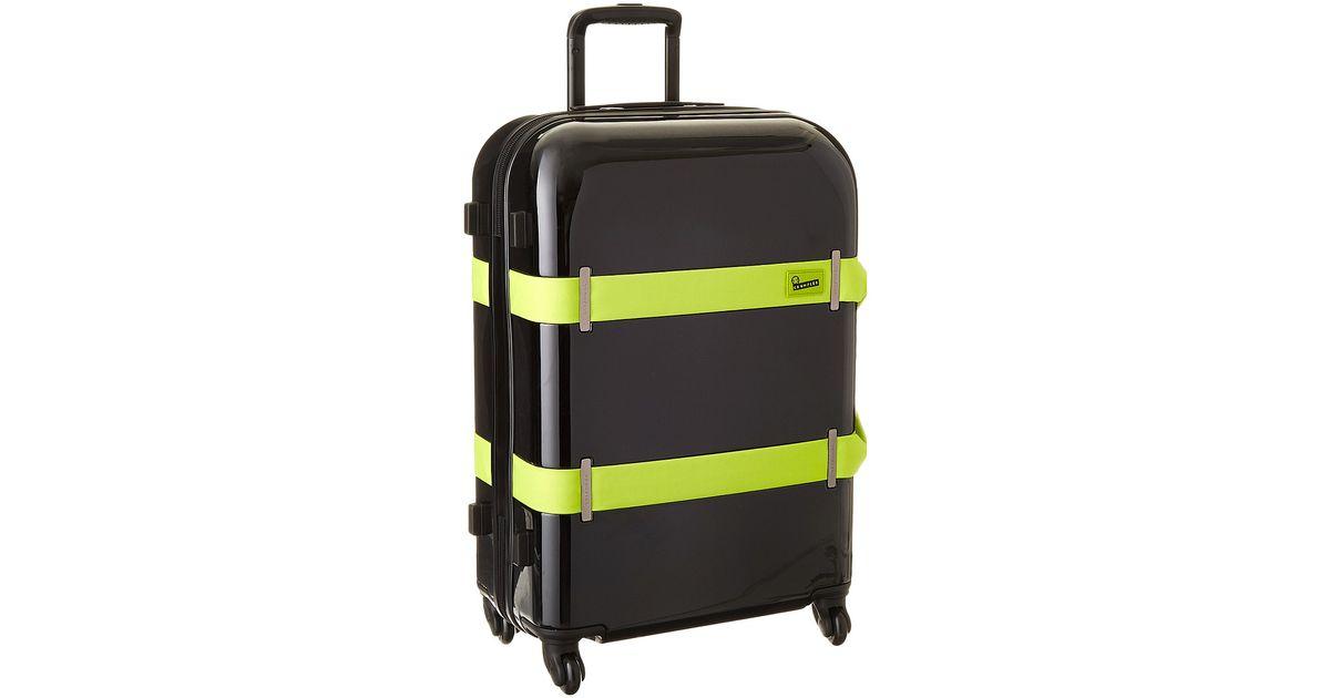 c0de7cad416c Lyst - Crumpler Vis-a-vis Cabin 4 Wheeled Luggage in Green for Men