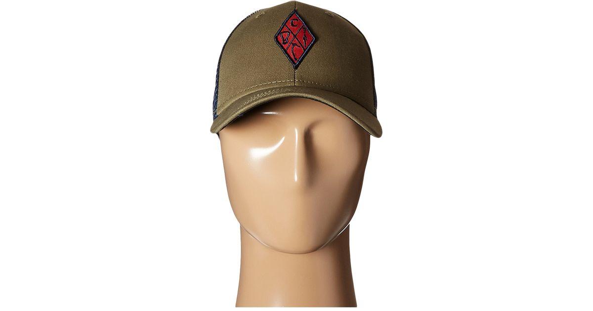 4eaf51c180d Lyst - Black Diamond Bd Trucker Hat in Natural for Men