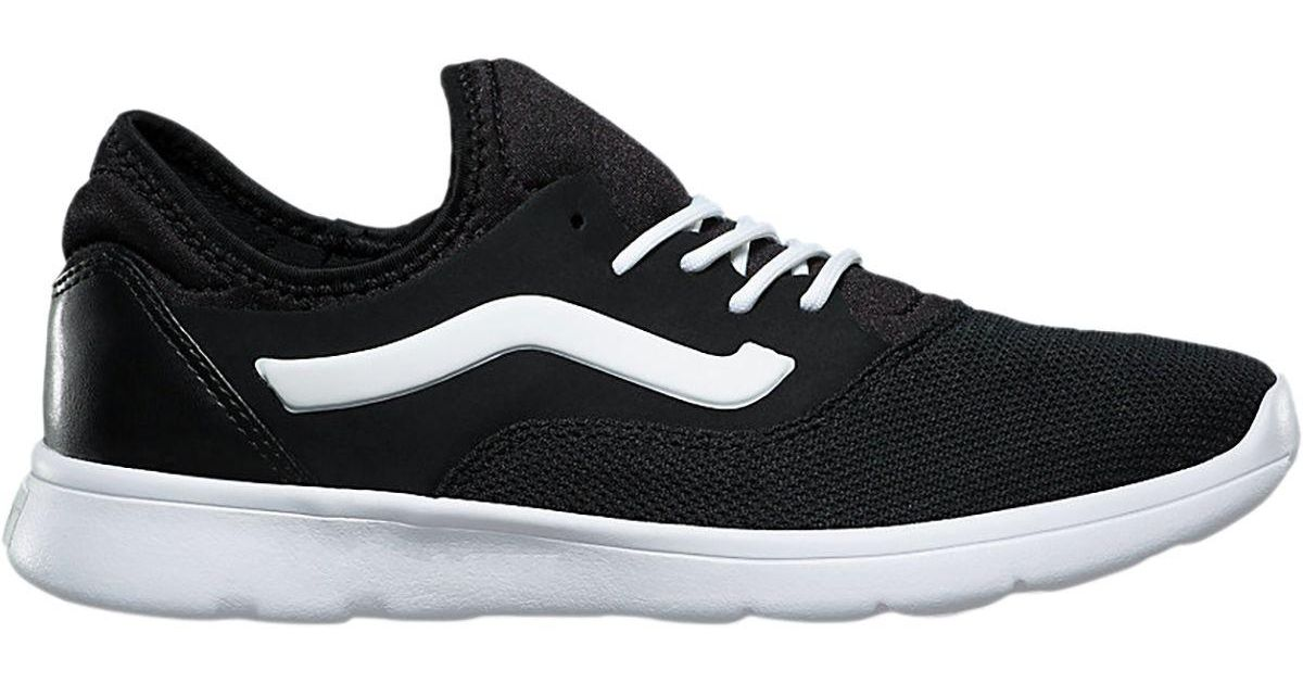 Lyst - Vans Iso Route Shoe in Black caefe5362