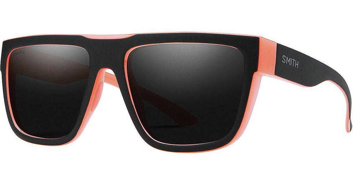 a8d679b685 Lyst smith the comeback chromapop sunglasses in black for men jpeg 1200x630  Comeback chromapop