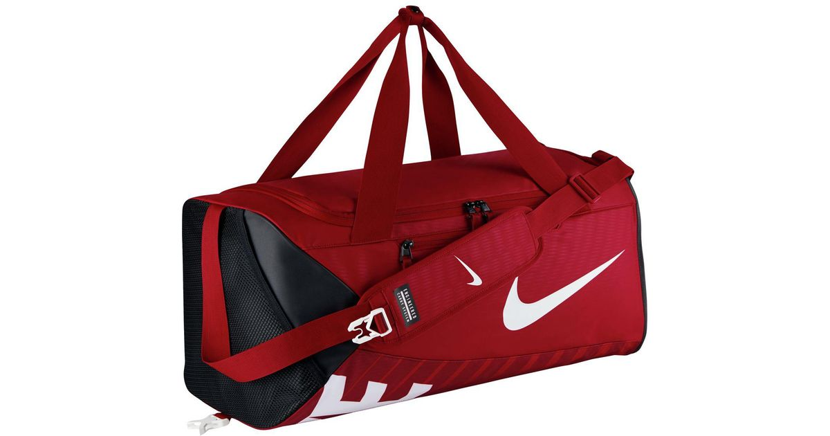beefab0684ff Lyst - Nike Alpha Adapt Medium Crossbody Duffel in Red for Men