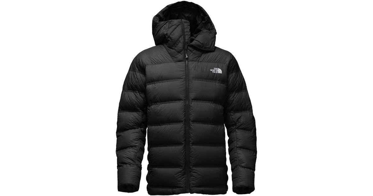 c5f4ddbc6d Lyst - The North Face Summit L6 Down Belay Hooded Parka in Black for Men