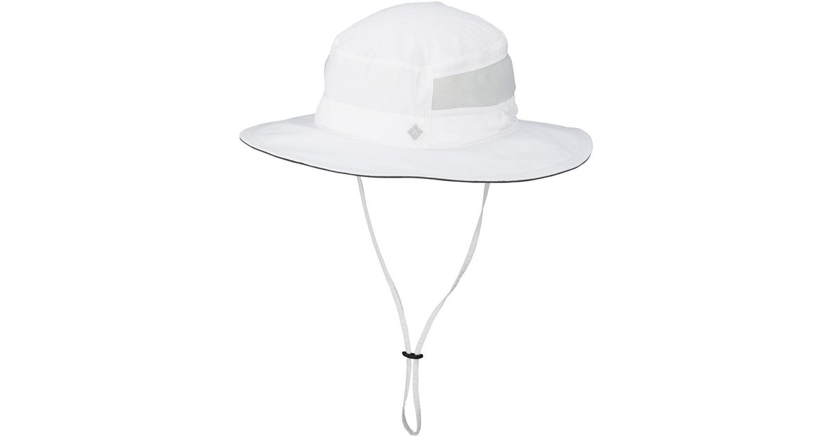 aeb3e54b7ad Lyst - Columbia Bora Bora Booney Ii Hat in White for Men