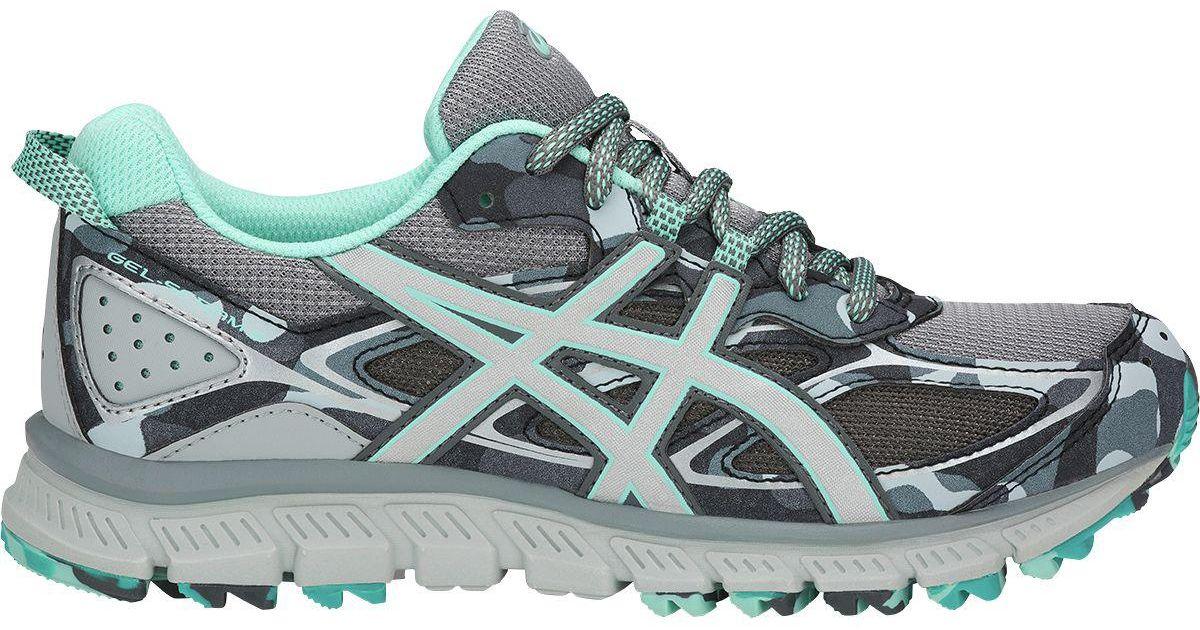 best value 6e638 91945 Asics - Blue Gel-scram 3 Trail Running Shoe for Men - Lyst