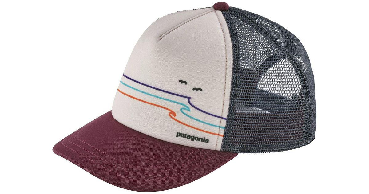 4e9f628026d Lyst - Patagonia Tide Ride Interstate Hat