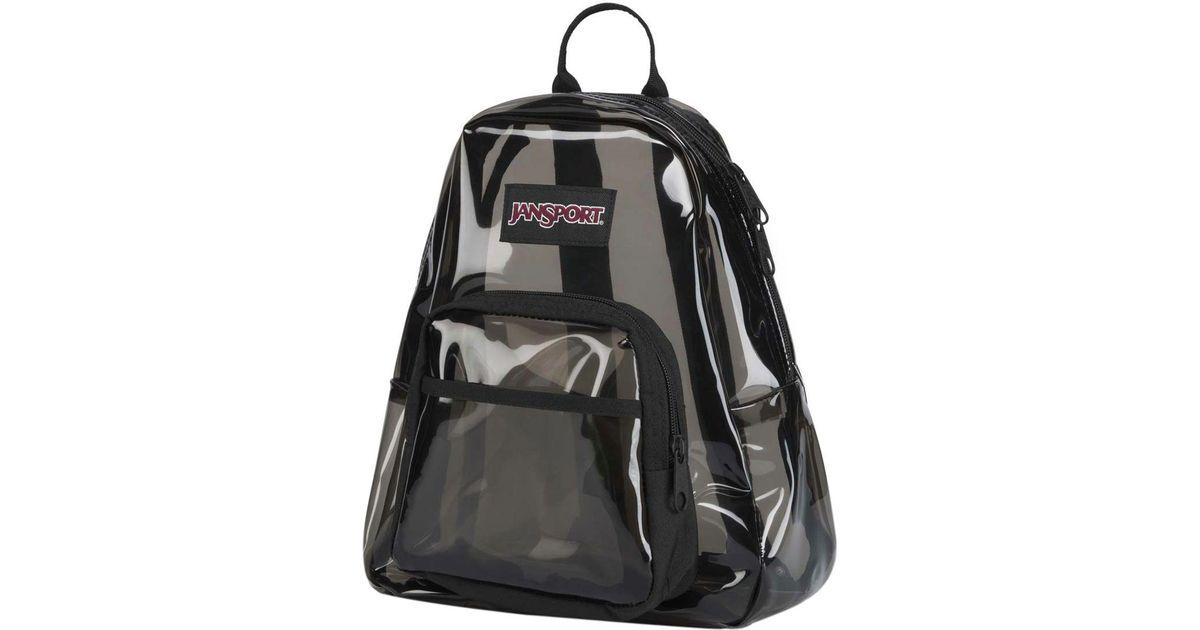 Lyst - Jansport Half Pint Fx 10l Backpack in Black for Men 062fda2925a01