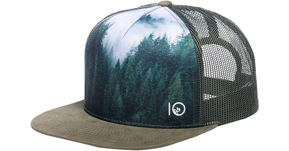17d0cbc16862e ... inexpensive lyst tentree outlook trucker hat for men 2df3c 7e745