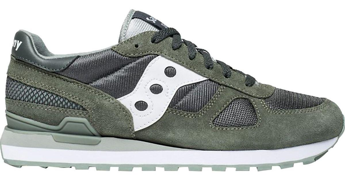5a63f9e4d658 Lyst - Saucony Shadow Original Shoe in Green for Men