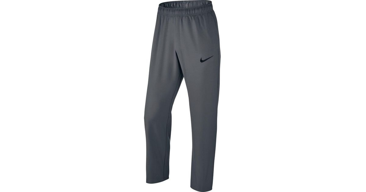 2ba466718412 Lyst - Nike Team Woven Pant in Gray for Men