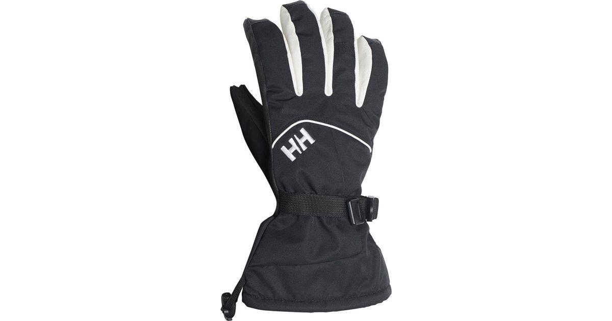 Helly hansen Journey Ht Glove in Black for Men | Lyst