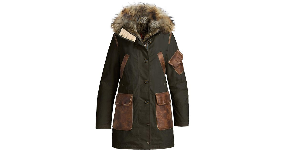 Lyst - Parajumpers Nicole Down North West Limited Edition Jacket in Green